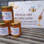 jardin des cairns miel